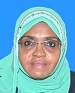 Nassra Ibrahim Ali - Manager Small and Medium Taxpayers Department