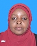 Saada Kassim Khamis - Manager Ministries Collection Department
