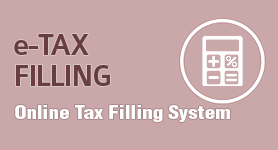 Online Tax Filling System